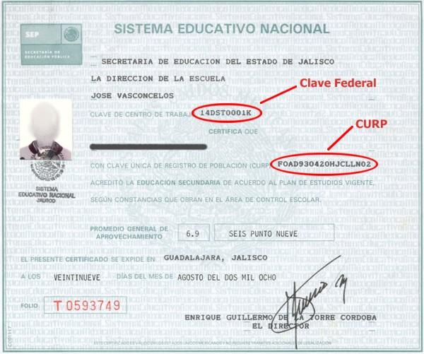 Ceti aspirantes registro en l nea al examen de for Cct de la escuela